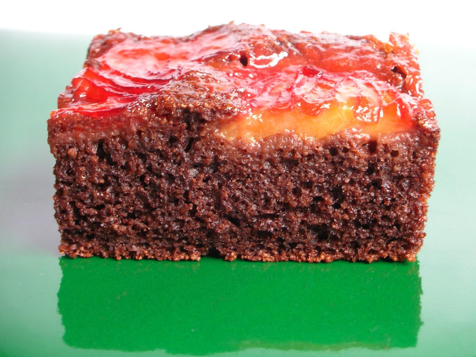 Light Moist Chocolate Layered Cake Recipe