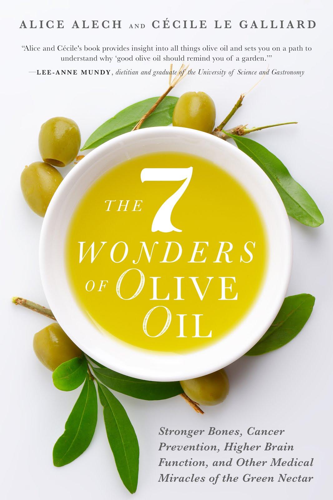 7 WONDERS OF OLIVE OIL