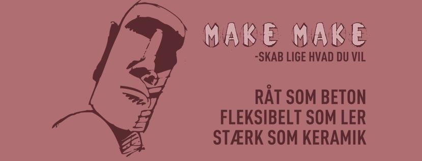 Forhandler av MakeMake produkter