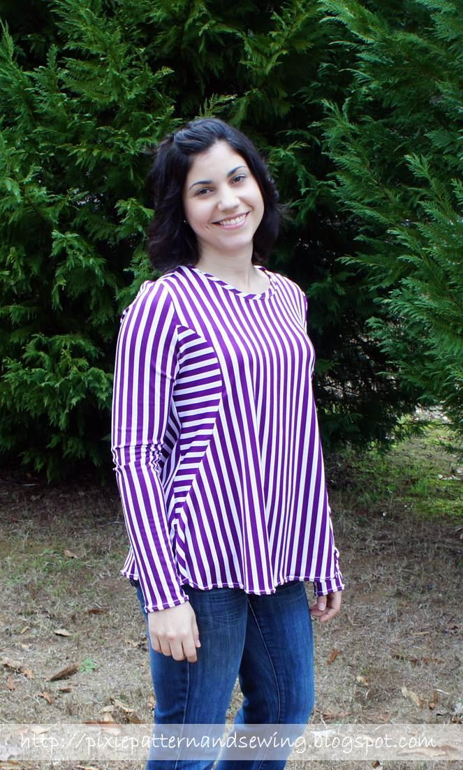 Knit Mosaic Striped Scarf Pattern - Premier Yarns : Deborah