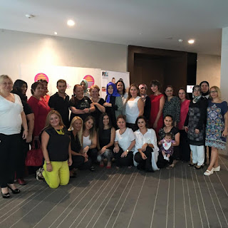 Antalya'da Yaşayan Bloggerlar Yaza Veda Etti