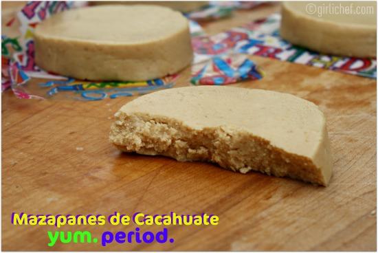 Mazapanes De Cacahuate Peanut Marzipans All Roads Lead