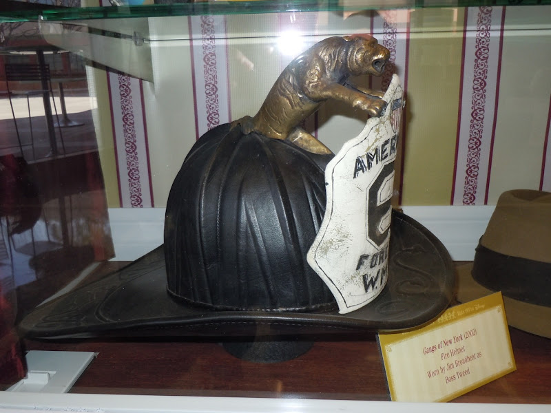 Gangs of New York fire helmet