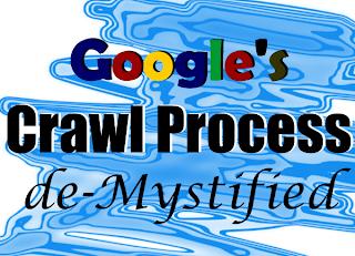Google's Crawling Process De-Mystified