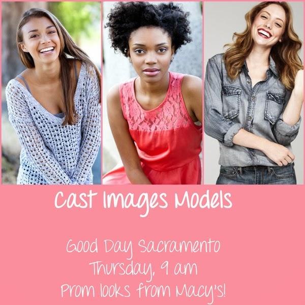 Cast Images - Good Day Sacramento - Macy's Prom