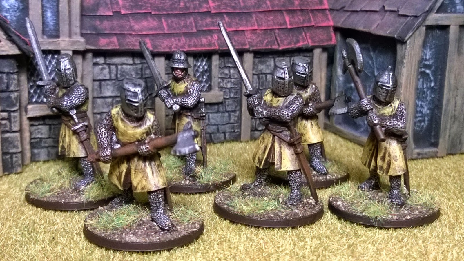 lion rampant combat monsters unit crusader miniatures