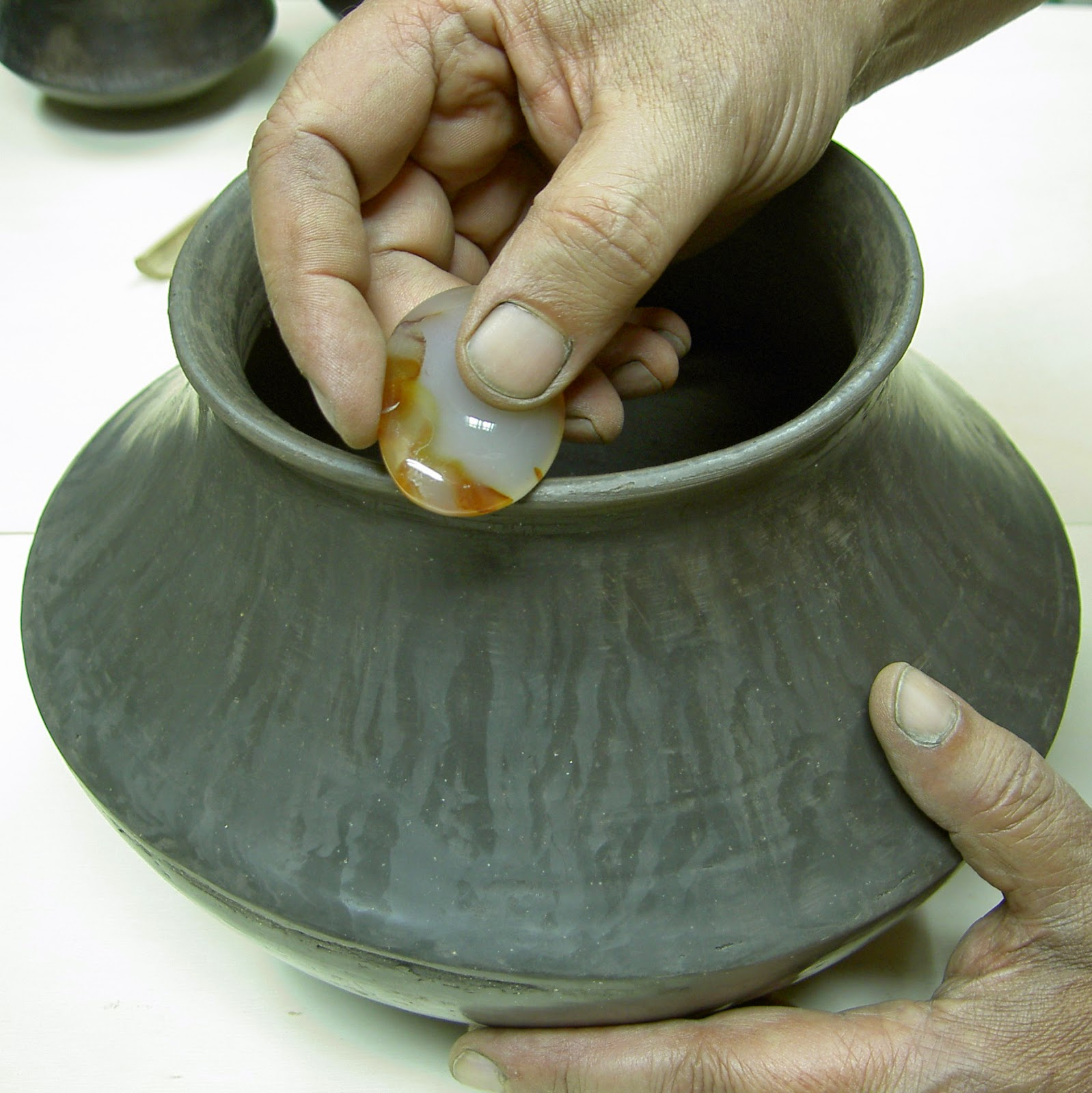 Arqueocer mica procesos en cer mica del bronce arg rico for Que es ceramica