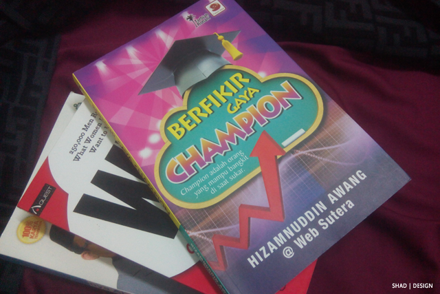 Berfikir Gaya Champion | Book Review