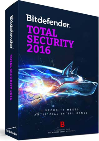 Download Bitdefender Total Security 2016