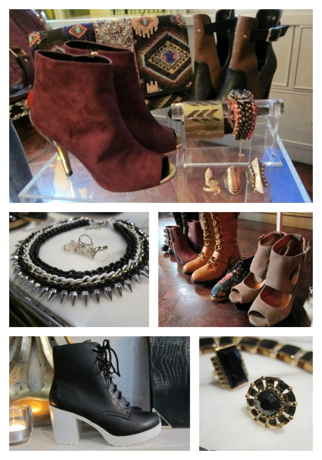 Autumn Shoes and Accessories at New Look