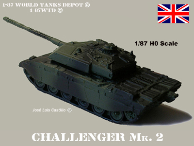 1 87 world tanks depot 1 87wtd online shop no 42 british fv no 42 british fv 4034 challenger mk 2 main battle tank 1 87 h0 scale tank sciox Choice Image