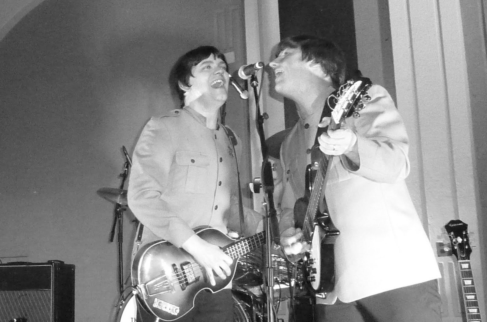 british beatles fan club the mersey beatles at the winter gardens