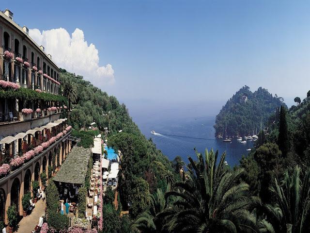 Luxury life design hotel splendido splendido mare italy for Designhotel italien