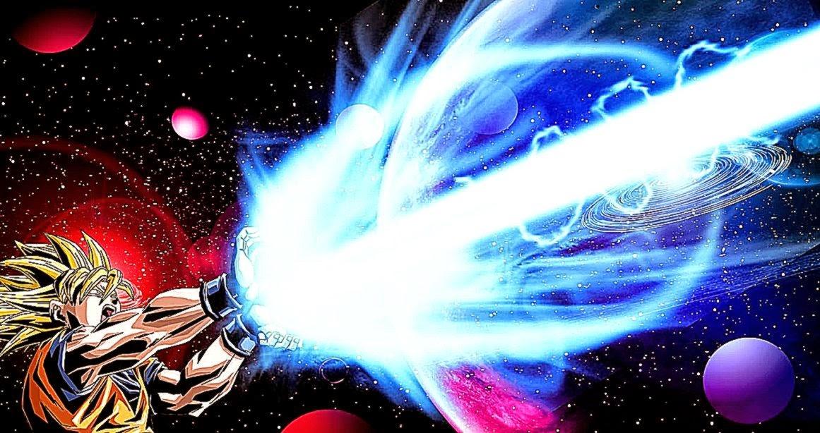 Dragon Ball Z Goku Kamehame Wallpaper Hd | All Wallpapers ...