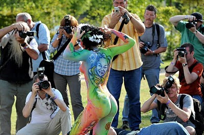 Body Art Around The World