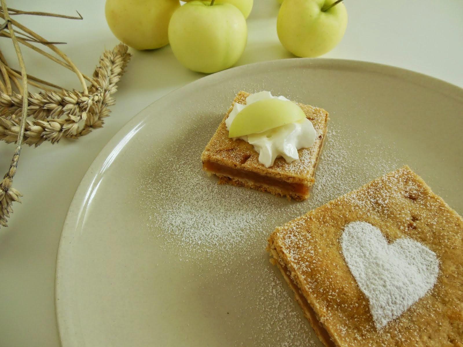 Jablečné řezy