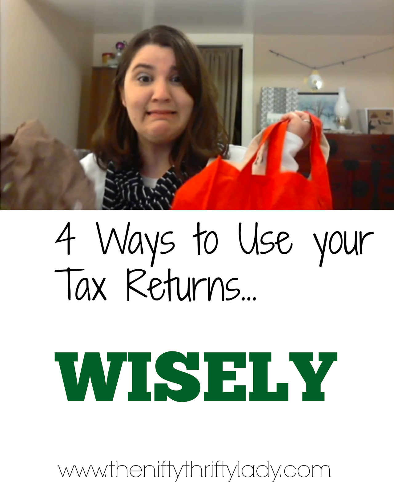 How to spend tax returns wisely