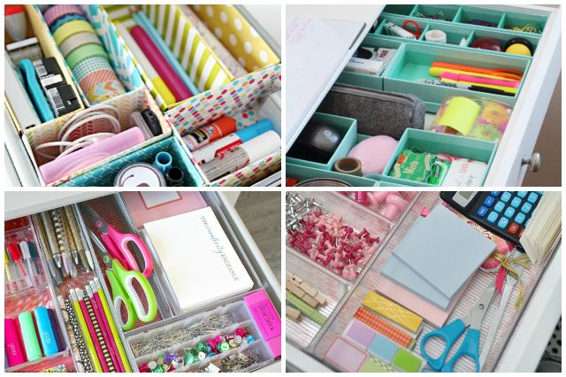 Ideas para organizar mejor nuestro espacio de trabajo for Como decorar mi escritorio de trabajo