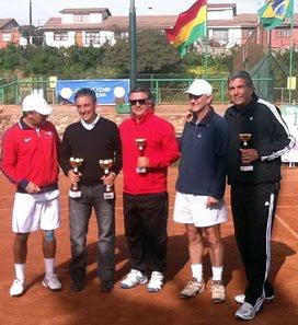 ITF SENIORS G3 - LA SERENA CHILE