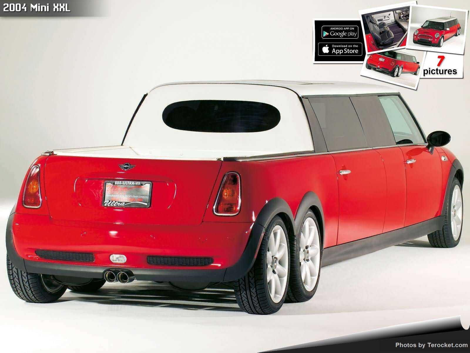 Hình ảnh xe ô tô Mini XXL 2004 & nội ngoại thất