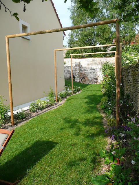 Un jardin anglais prenons le temps for Brocante jardin anglais