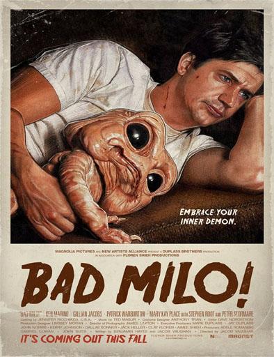 Ver Bad Milo (2013) Online