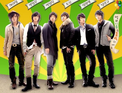 2AM Boyband Korea Paling Populer