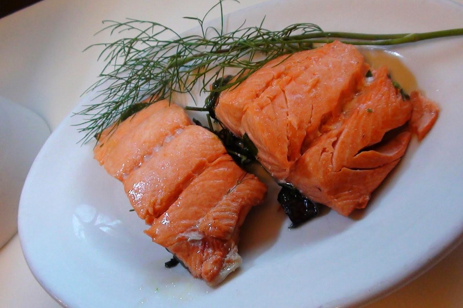 Poached Salmon Recipes — Dishmaps