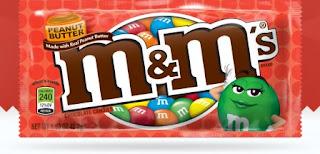 American m&m's