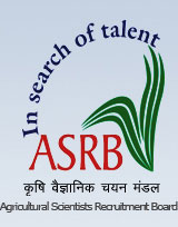 ASRB Agricultural Scientists Recruitment 2012