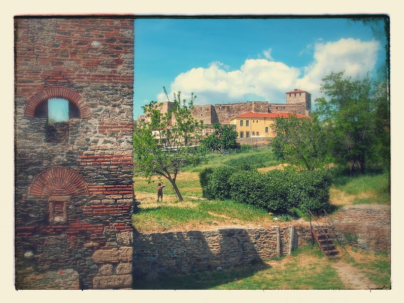 """""""Ένας ευτυχής άνθρωπος στα κάστρα της Σαλονίκης"""""""