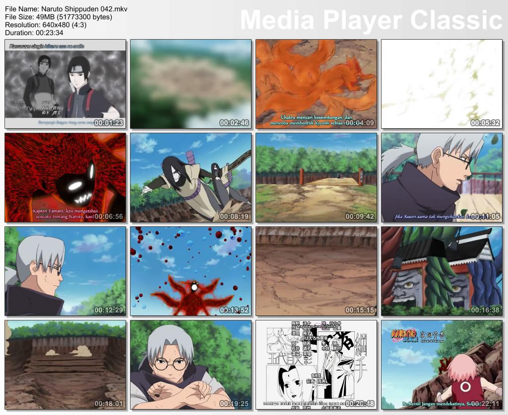 Naruto Shippuden Episode 42