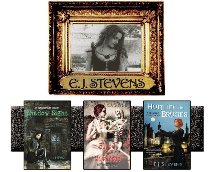 Speculative Fiction Southeast Fantasy Convention Author E.J. Stevens