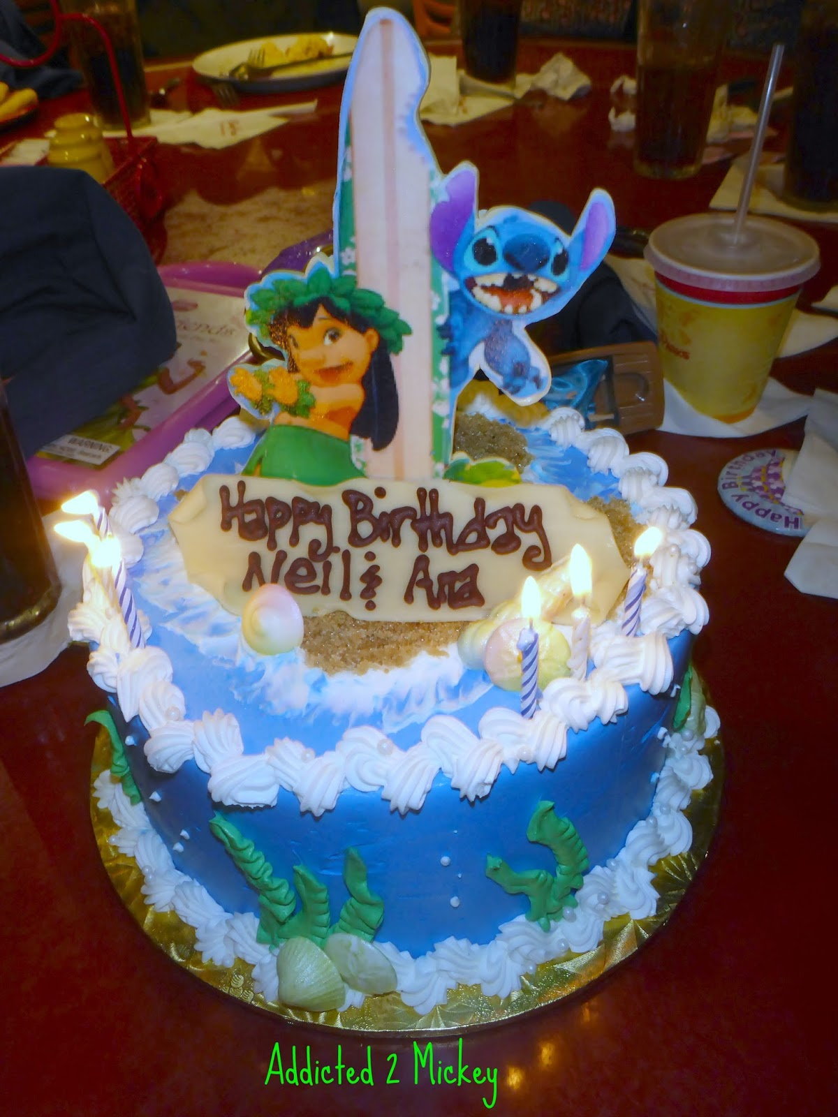 Addicted 2 Mickey: Foodie Friday: Specialty Cakes at Walt Disney World