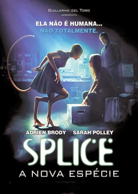 Splice: A Nova Espécie – Dublado (2009)