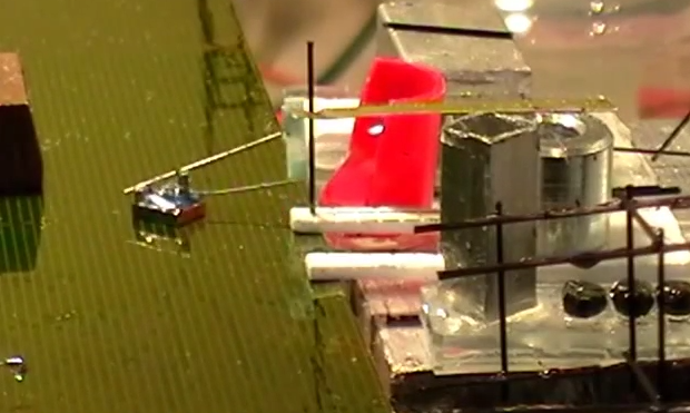 Microrobots May Be Used For Future Manufacturing