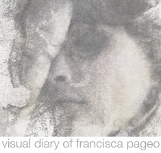 Visual diary of Francisca Pageo