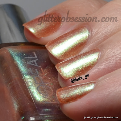 L'oreal The Temptress' Touch swatch