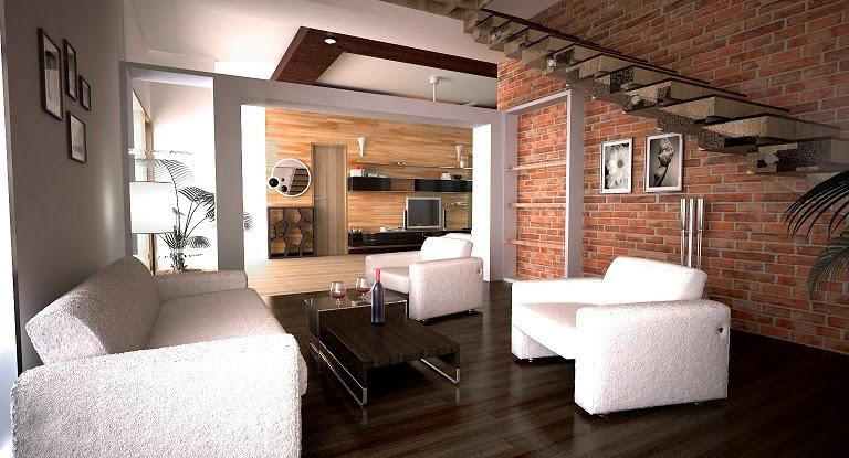 Design Interior Rumah Mungil yang terkesan Mewah & DESAIN ARSITEKTUR MINIMALIS  ETNIK MODERN DAN 3D RENDERING UNTUK ...