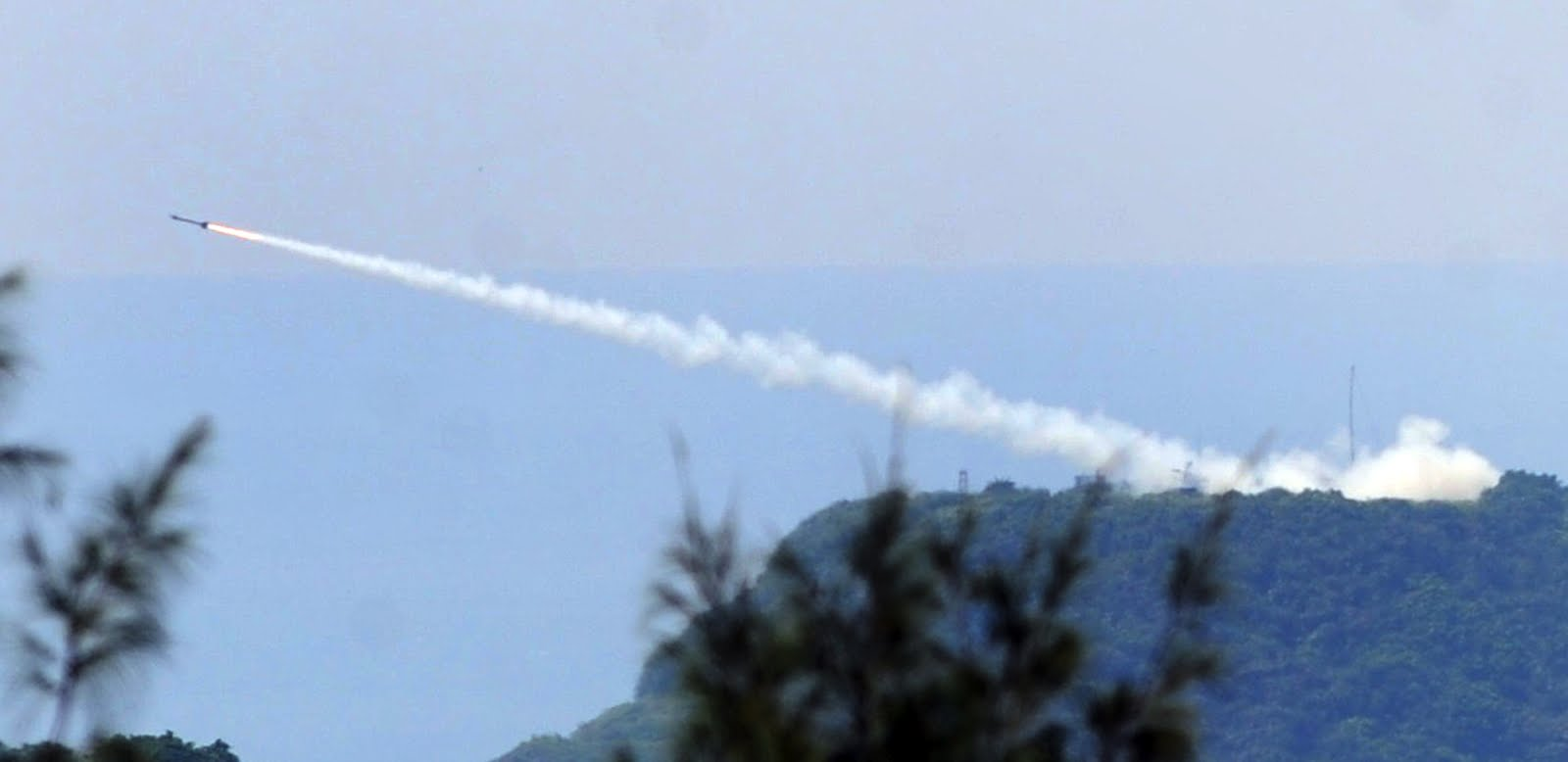 the far eastern sweet potato tri service missile exercise