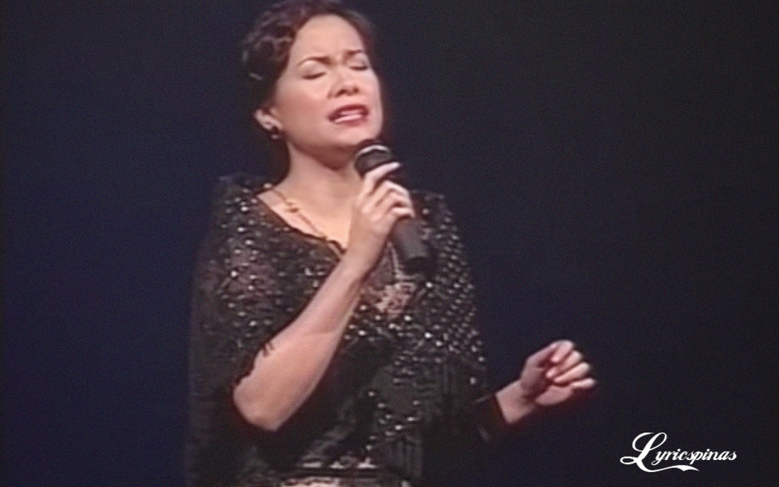 Lea Salonga Sa Ugoy ng Duyan  To the Cradle's Sway