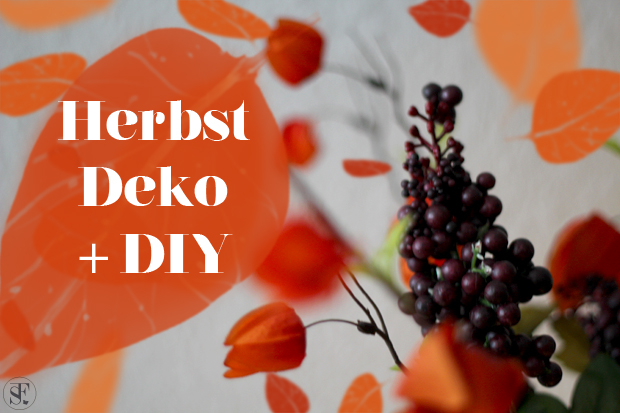 deko diy inspiring fall herbst deko ideen diy. Black Bedroom Furniture Sets. Home Design Ideas
