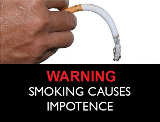 does smoking make you impotent