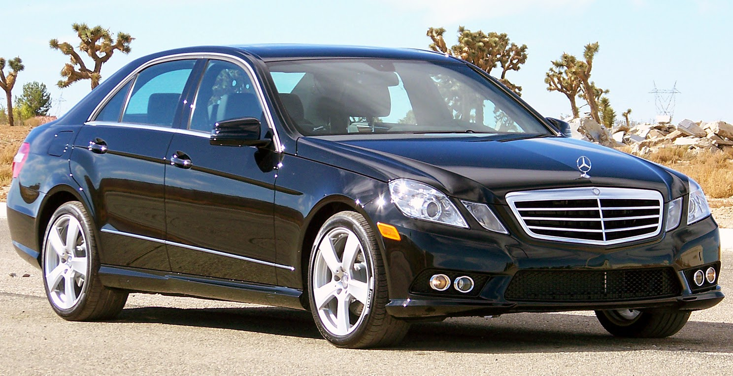 Mercedes-Benz E-Class (Executive car)