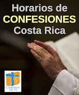 Confesiones en Costa Rica