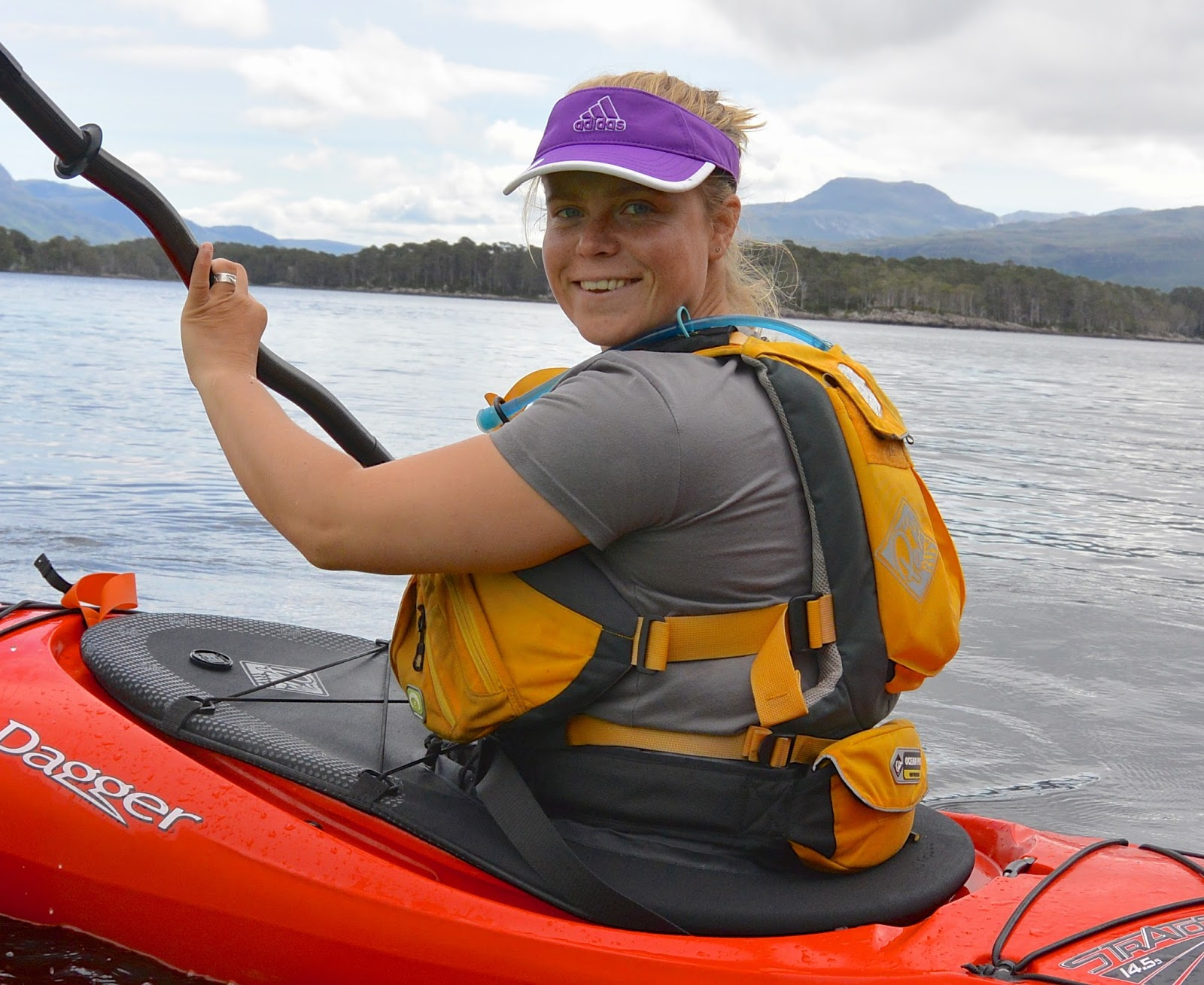 Sea Kayaking Adventure in Patagonia