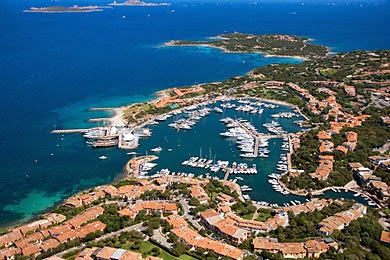 Emerald coast, Sardinia
