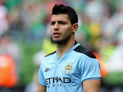 Sergio Aguero - Manchester City (1)