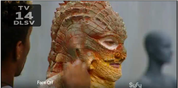 Face Off Cryptid Creatures on SyFy
