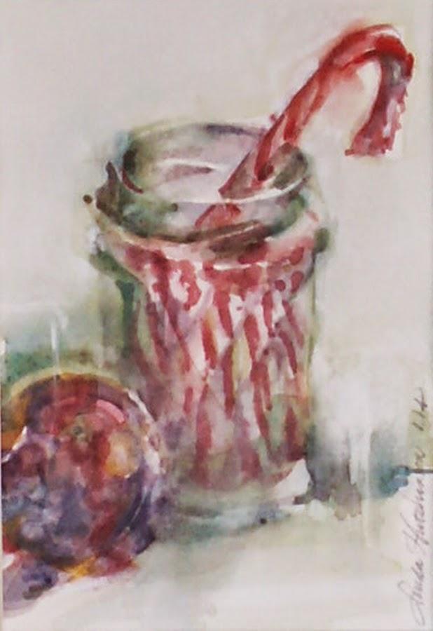 Canes in  Jam Jar
